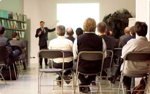 Namahn lecture: Doumont