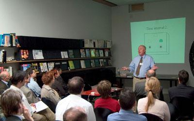 Namahn lecture - Tom Hewett