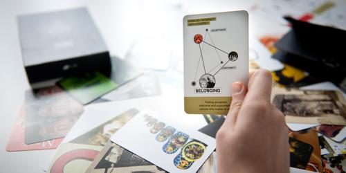 Human Drives cards