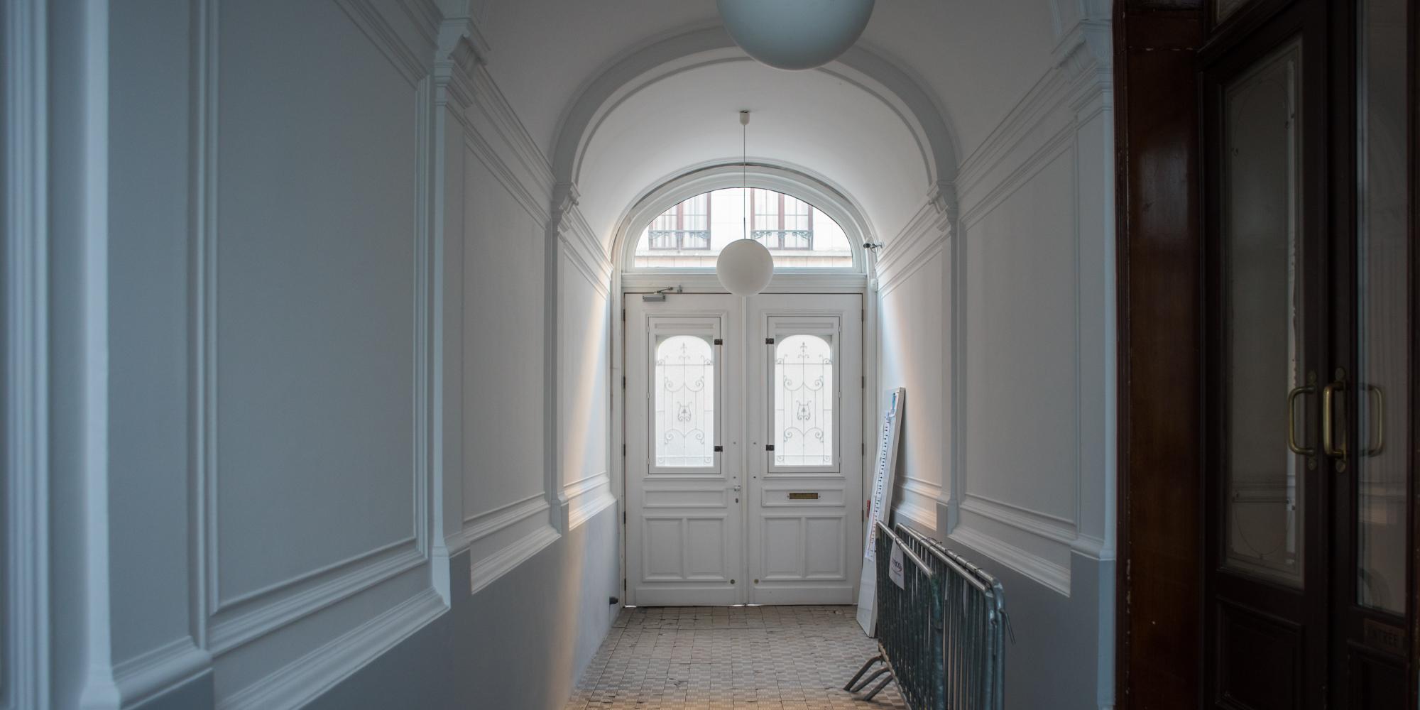 Namahn building entrance