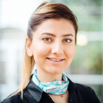 Mina Hezarkhani