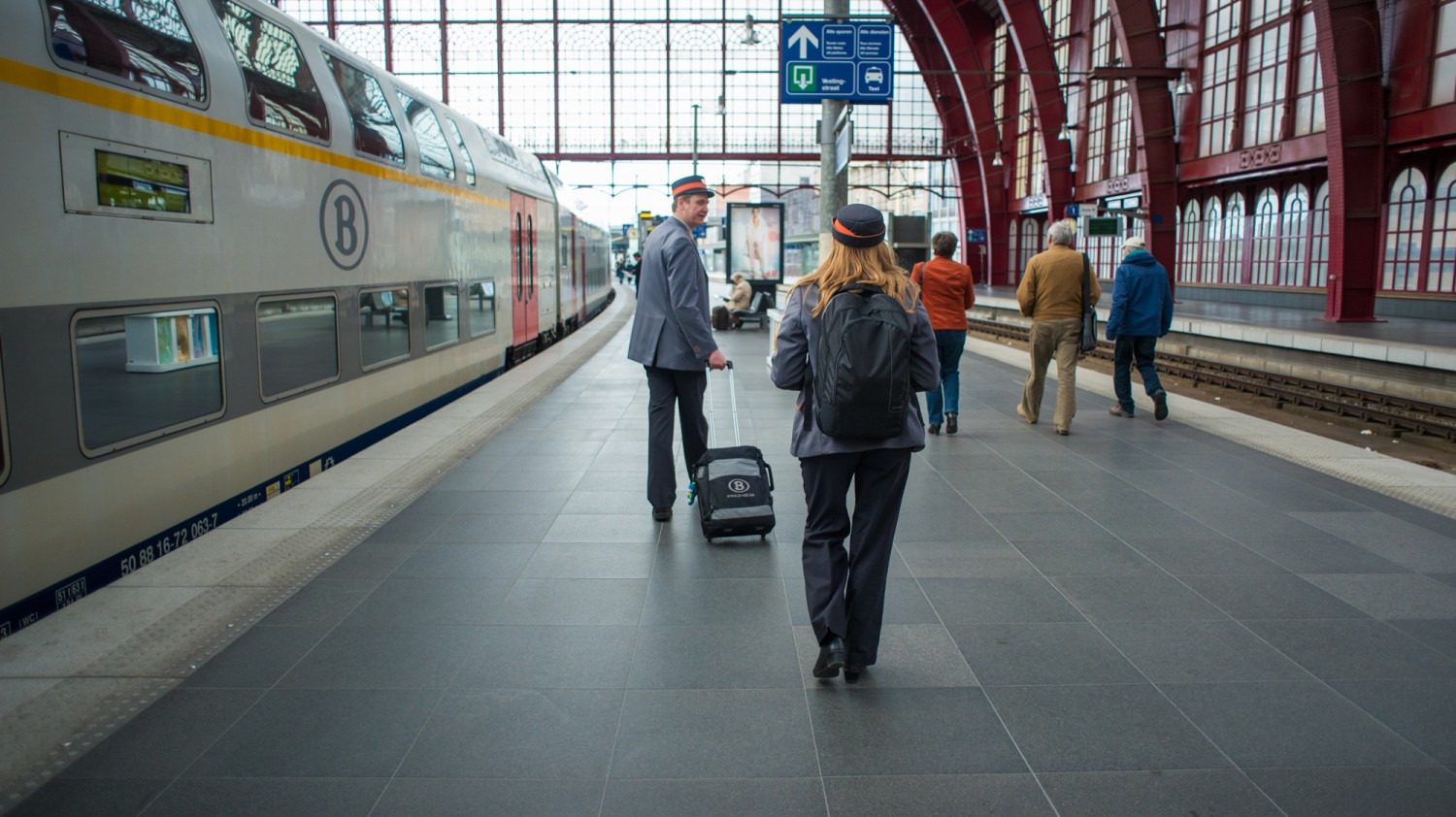 NMBS ITRIS field test